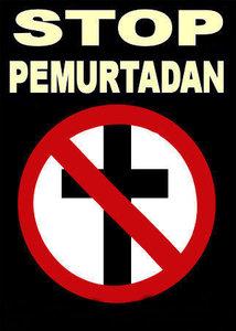 stop-kristenisasi